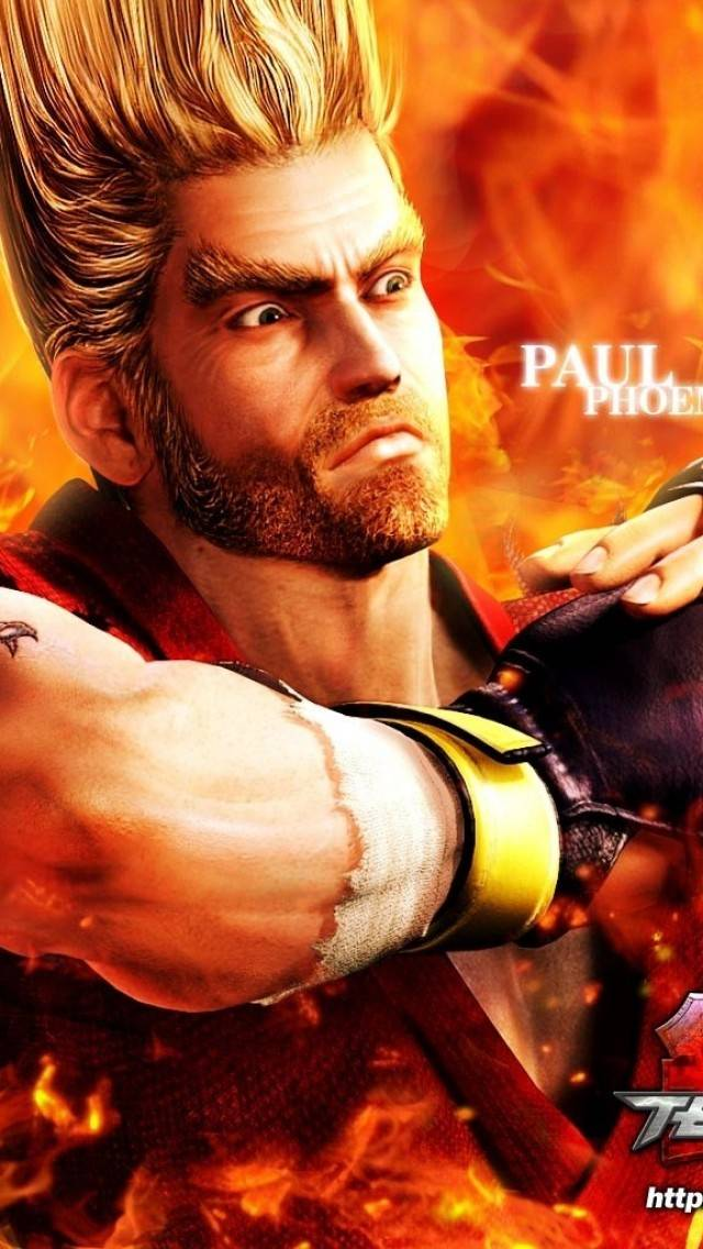 Paul Phoenix Wallpaper By Danny Naqvi C3 Free On Zedge