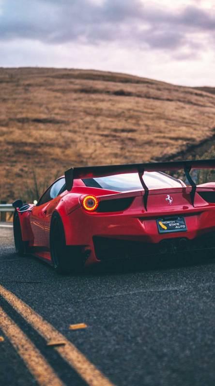 Ferrari Wallpapers Free By Zedge