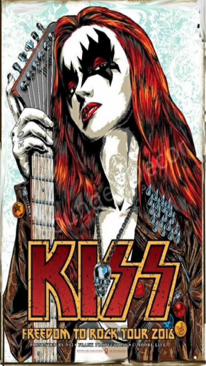 Kiss Fan