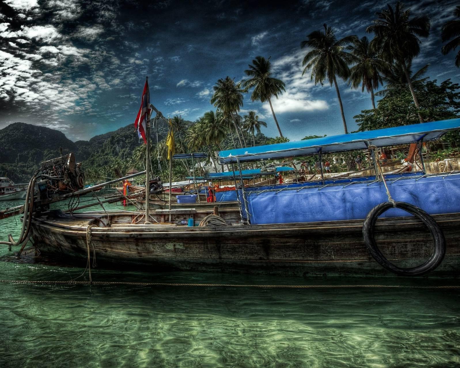 Hd Boat