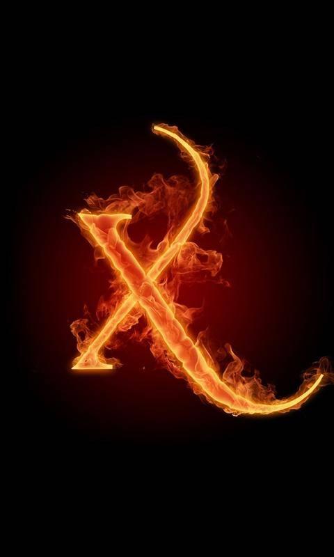 X on Fire