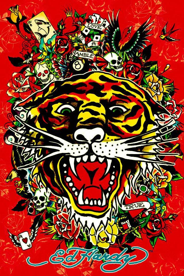 Ed Custom Tiger