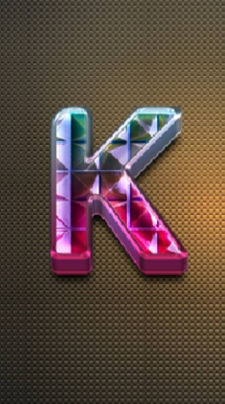 Letter K Wallpapers Free By Zedge