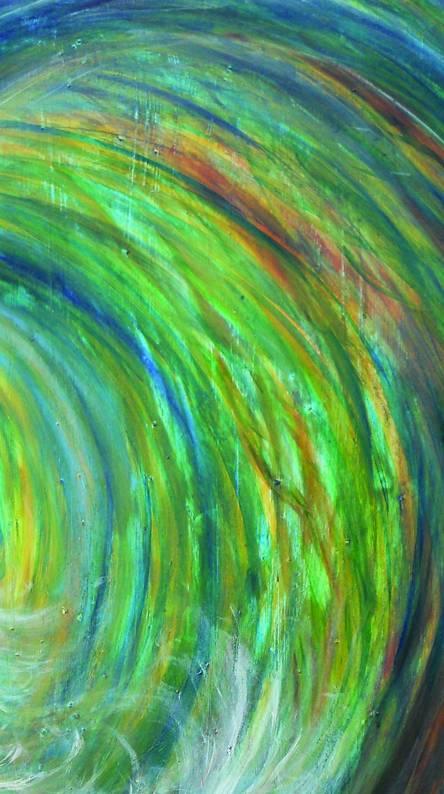 wave artwork