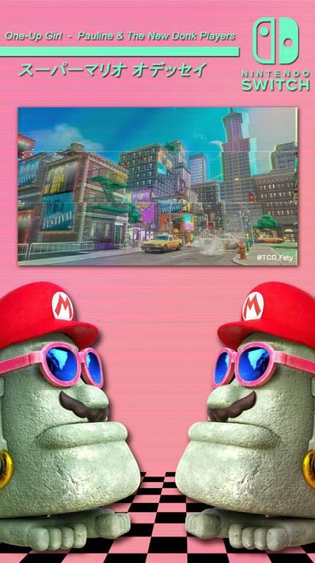 Mario Odyssey Glitch