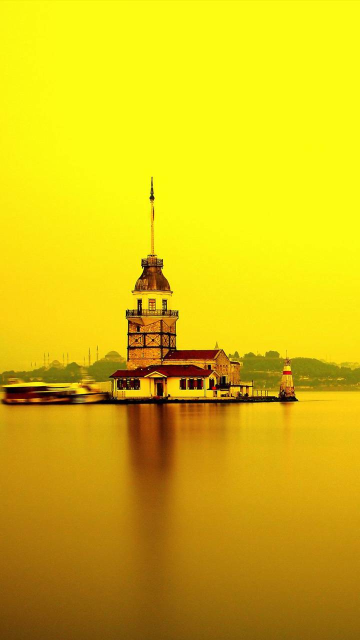 Girl Tower Istanbul