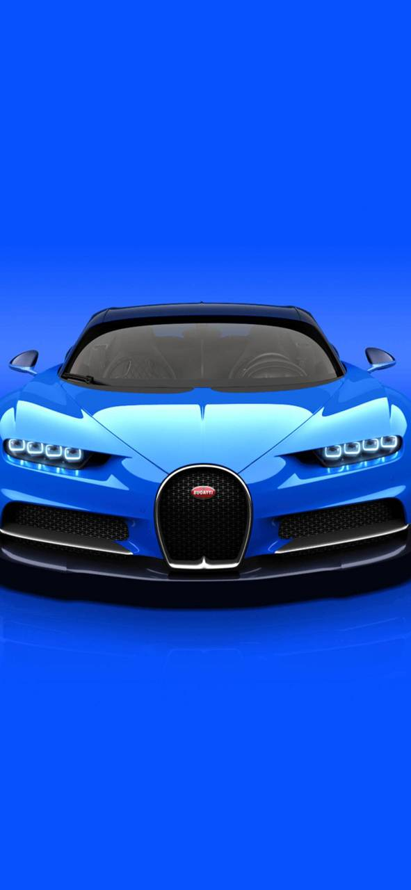 blue beast chiron