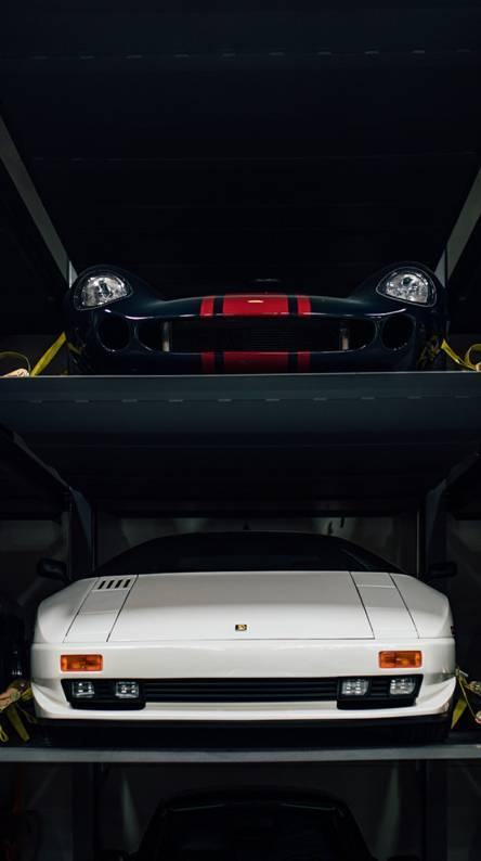 Expensive Garage