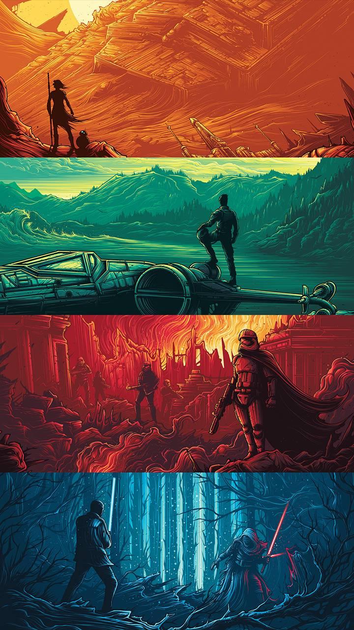 Stars Wars Art