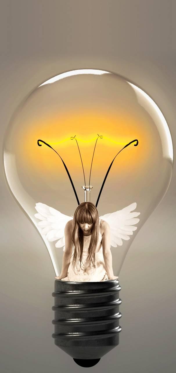 Fairy in Bulb