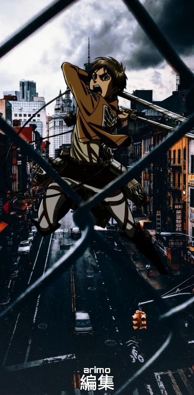 Eren in the City