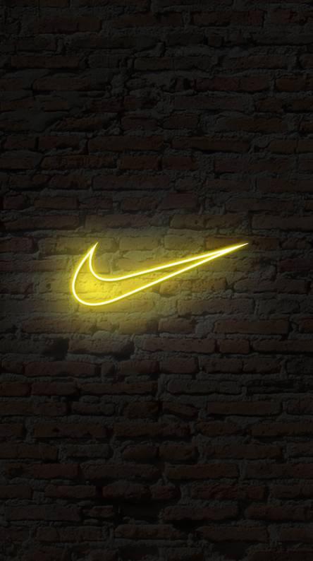 Nike Neon Logo