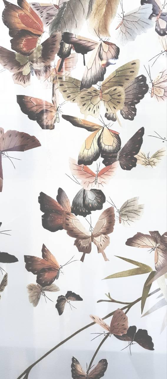 Silk Butterfly