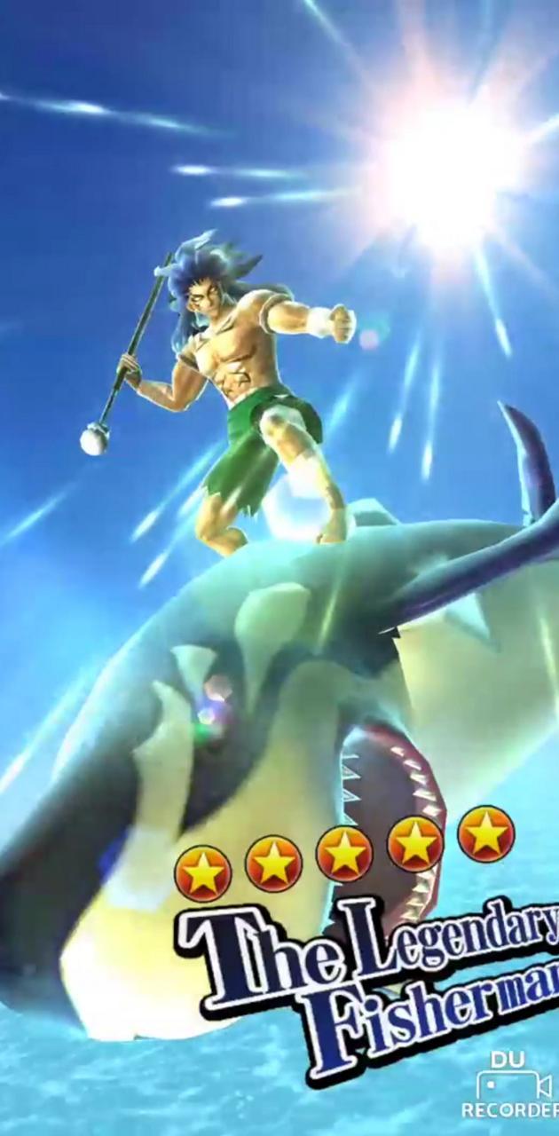 Legendary Fisherman
