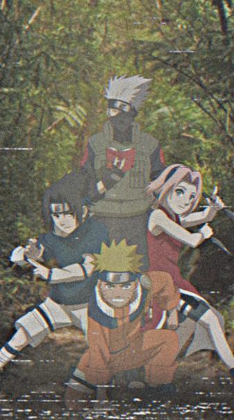 Team 7 Naruto