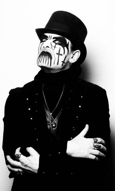 King Diamond Wallpaper By Wolf Angel 53 Free On Zedge