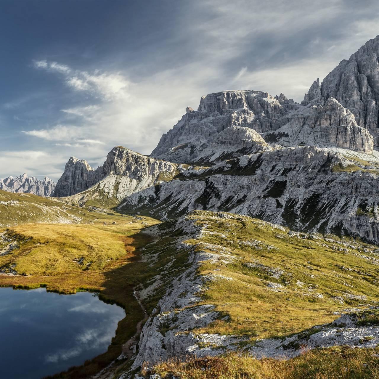 iMac Mountains