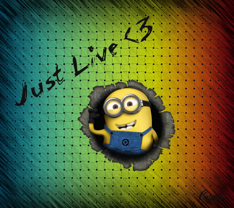 Just Live Minions