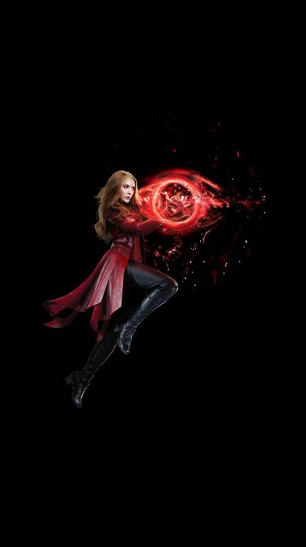 Scarlet Witch Wallpapers Free By Zedge