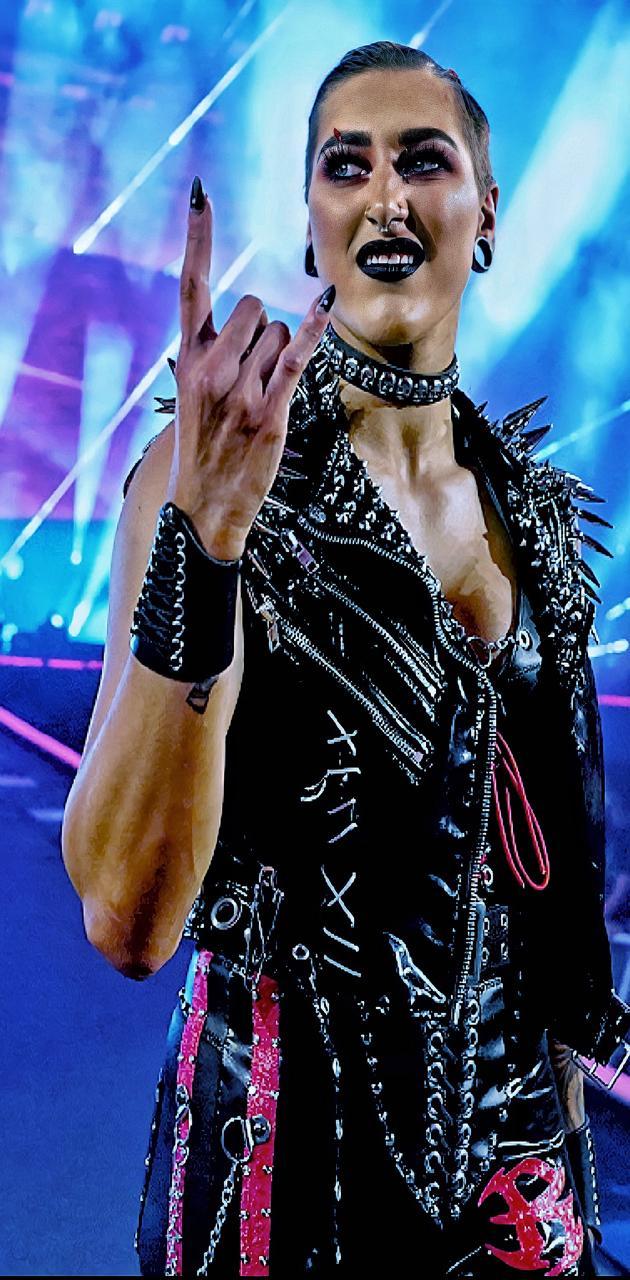 Rhea Ripley WWE
