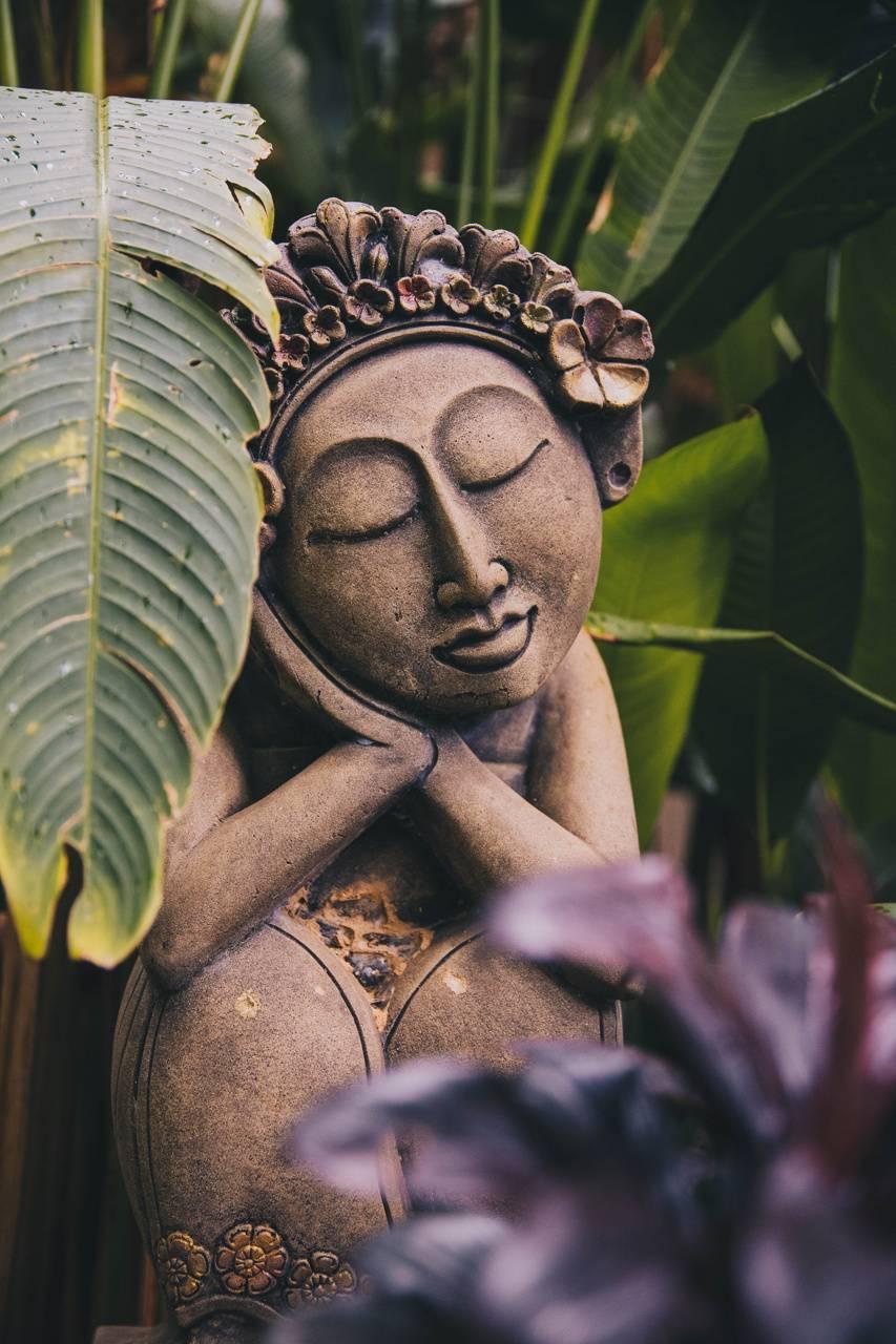 Thai Budha Sleeping