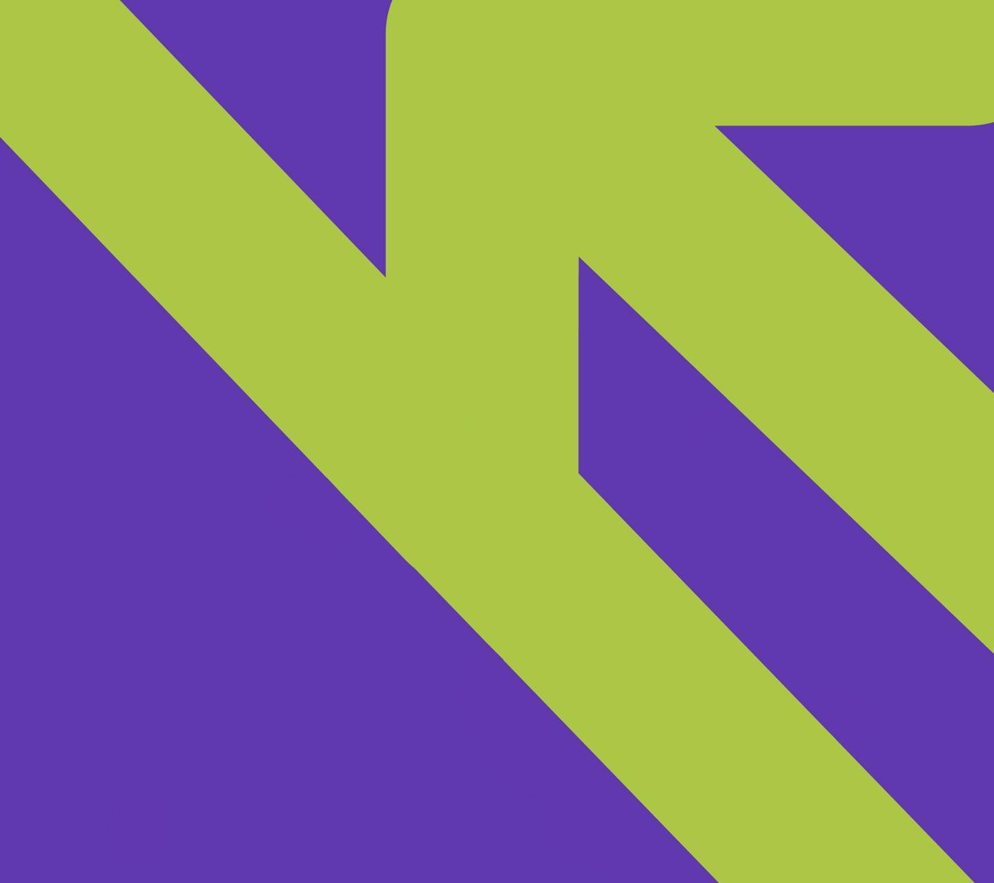 Abstract PurpleGreen