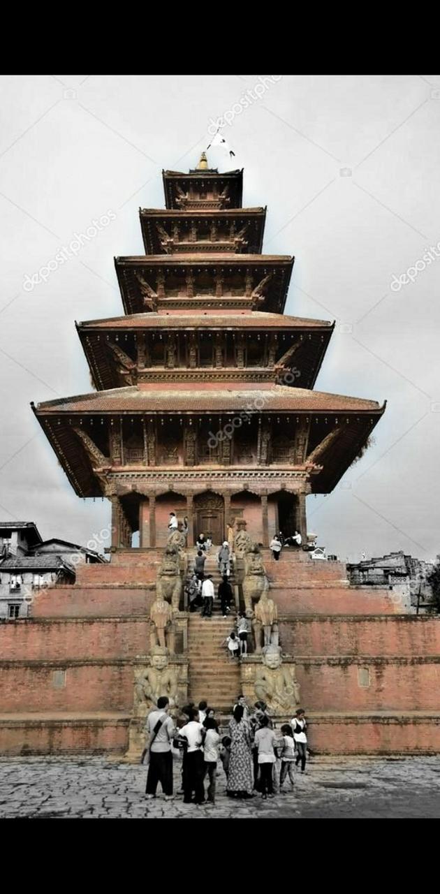 Nepal nyatapol