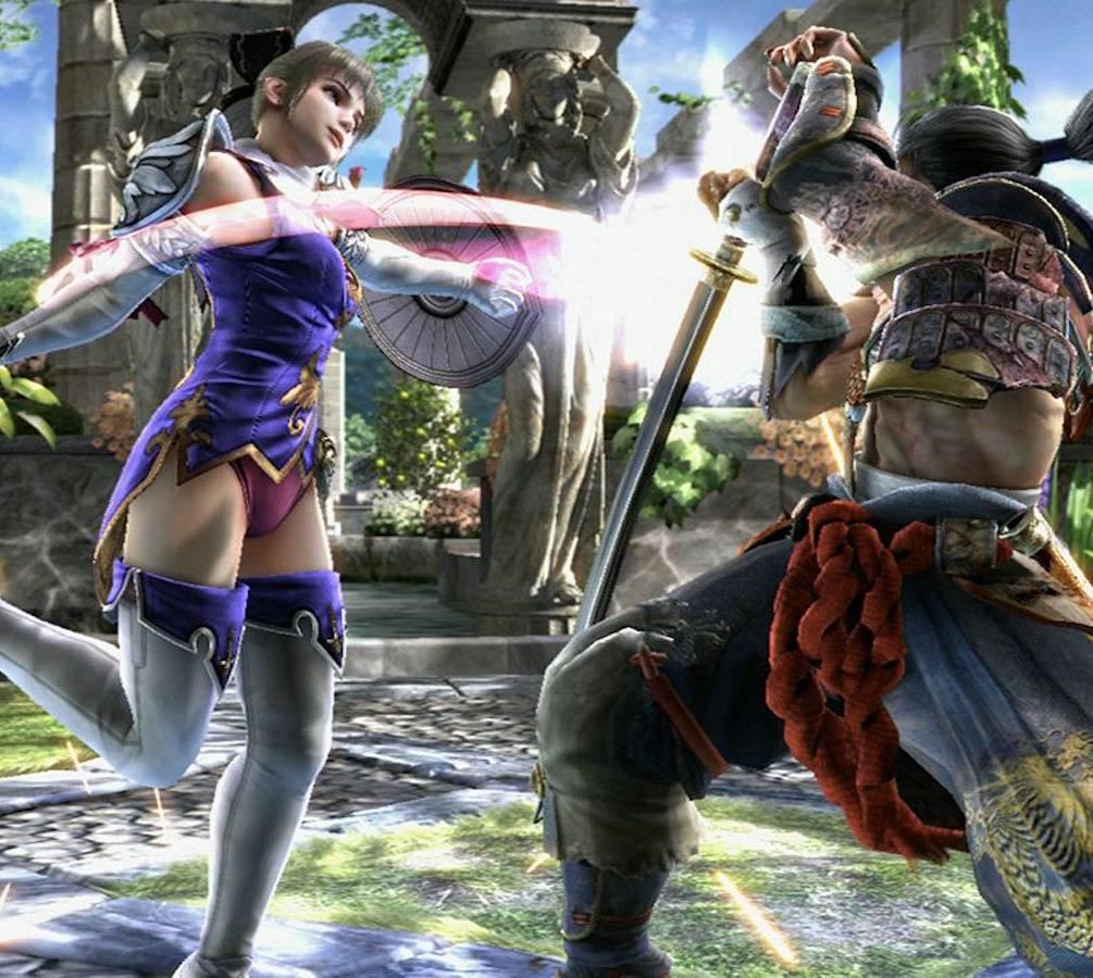 Soul Calibur Battle