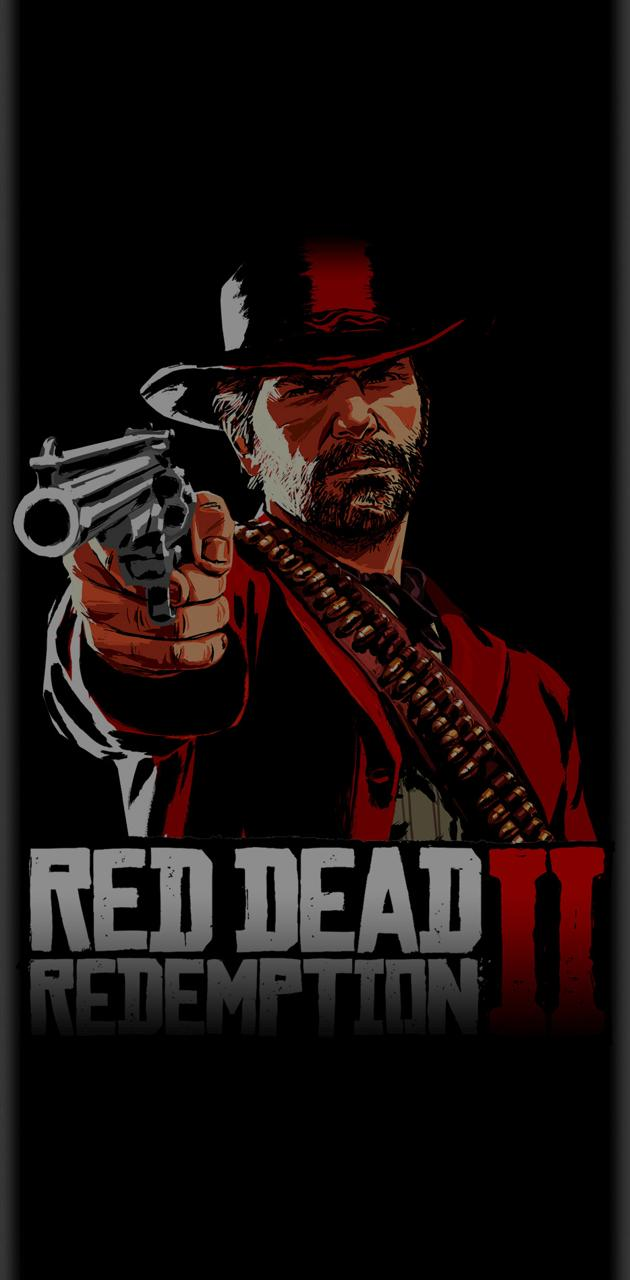 RDR2 faded Edge
