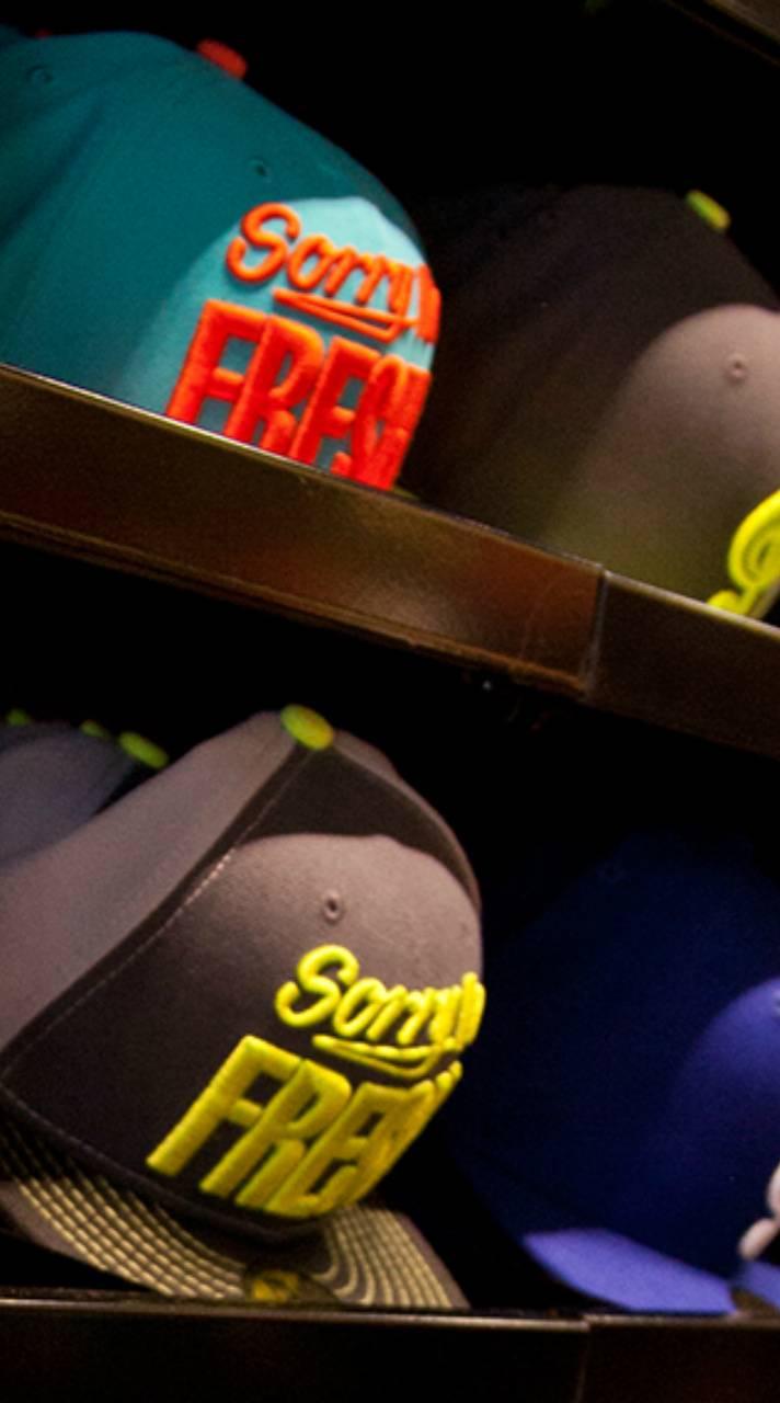 Full caps