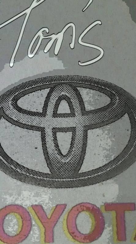 Toyota toms