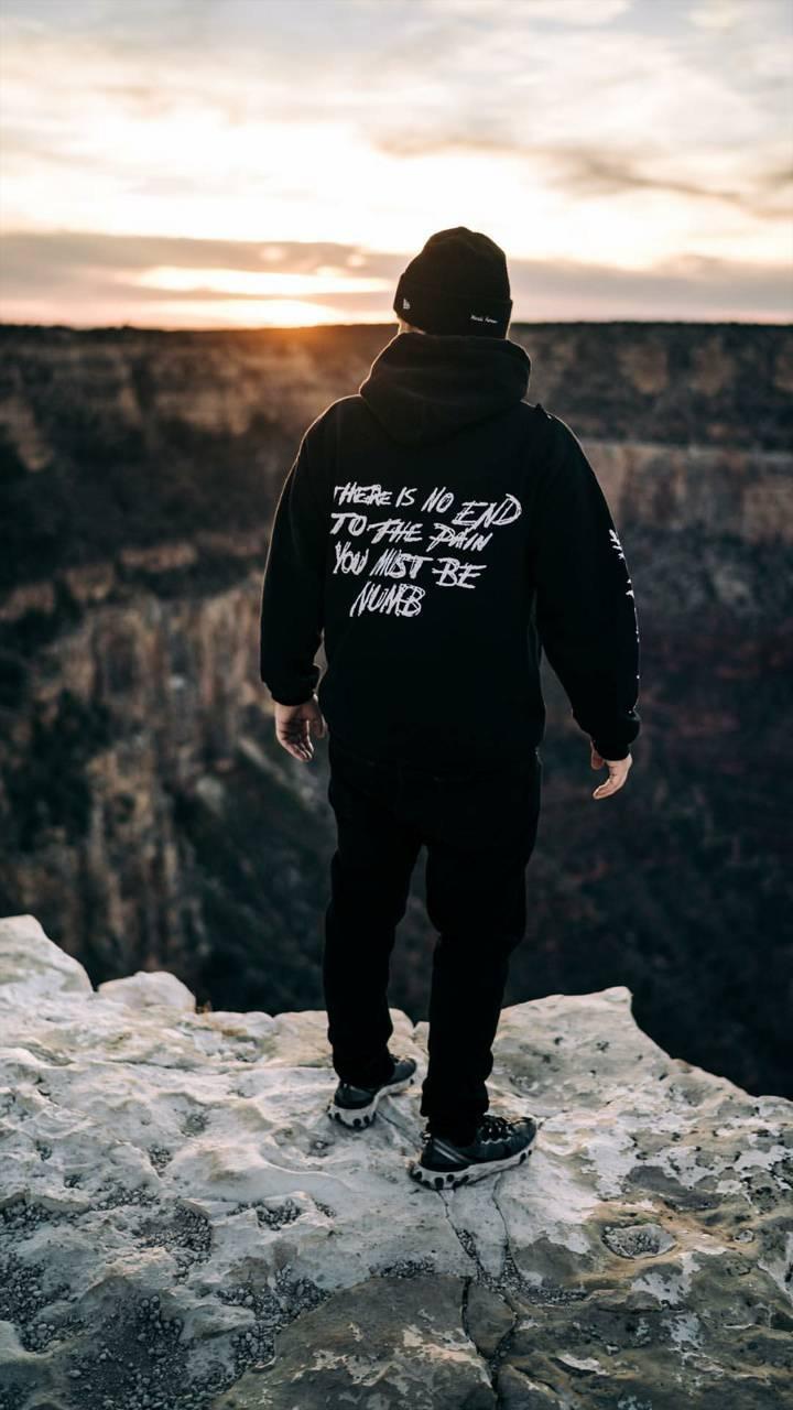 Read the hoodie