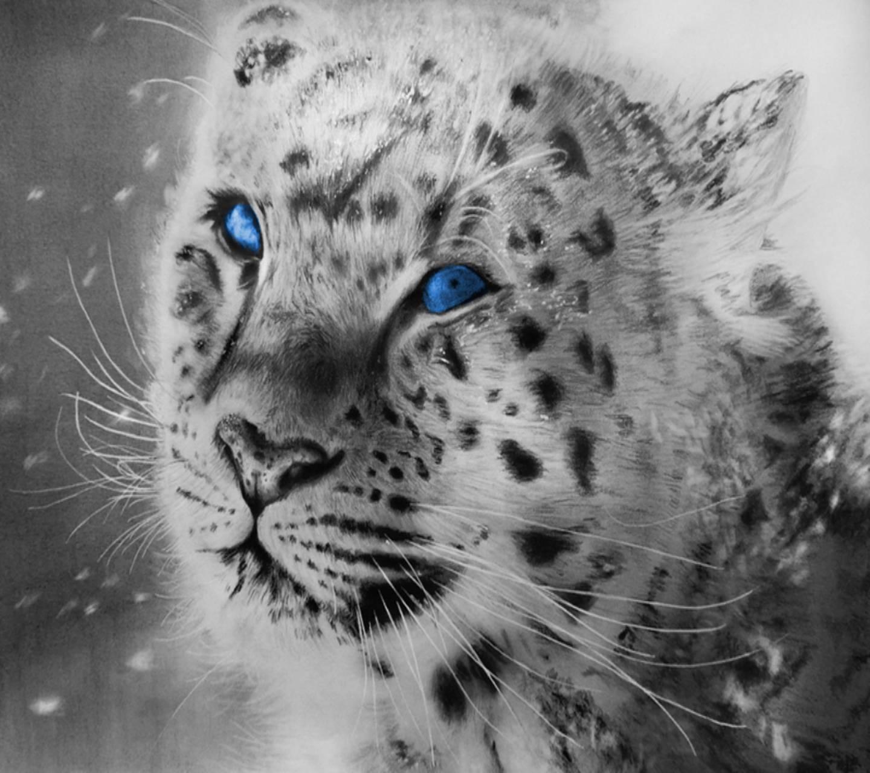 Winter Leopard