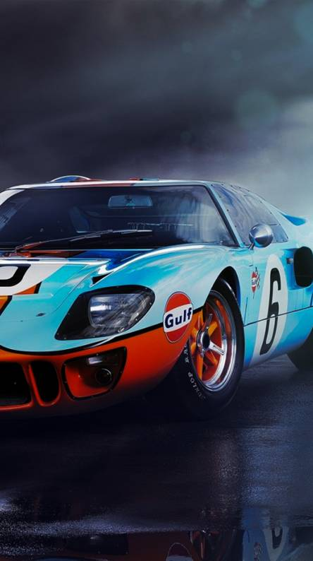Ford Gt 40 Wallpapers Free By Zedge