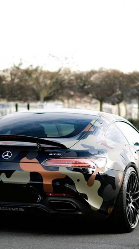 Mercedes Gt-s Amg