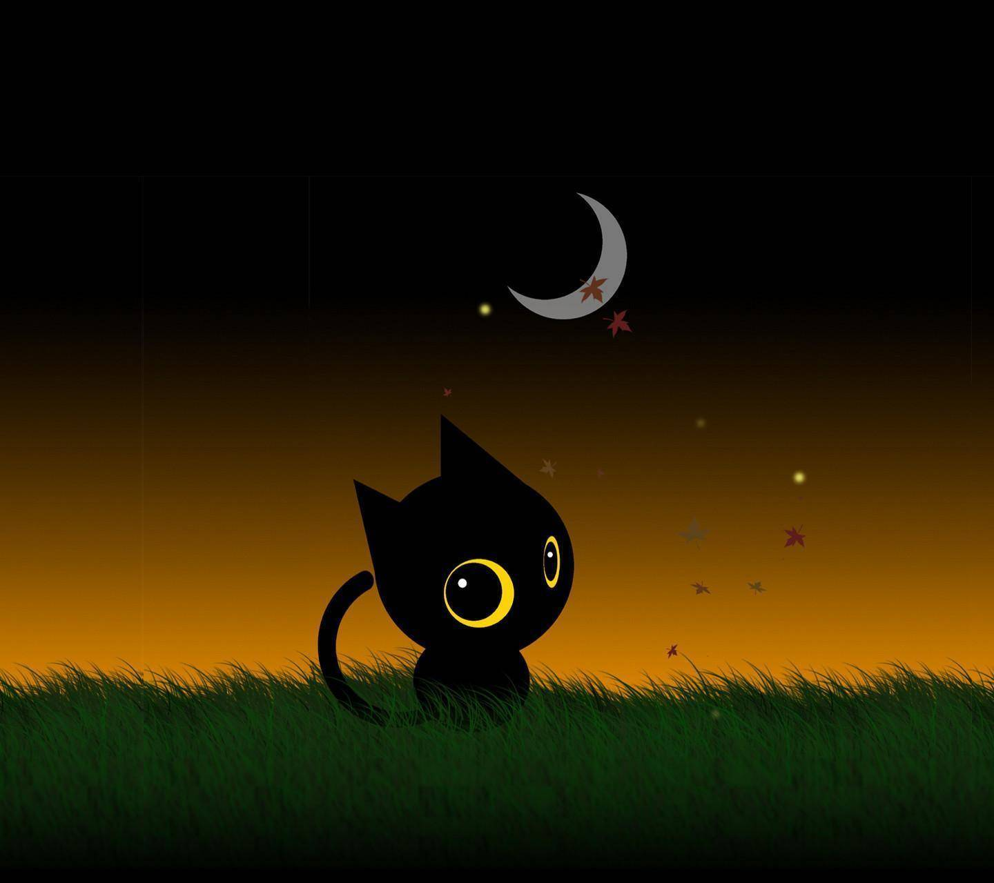 The Black Cat Wallpaper By Ulandeui1907 E5 Free On Zedge