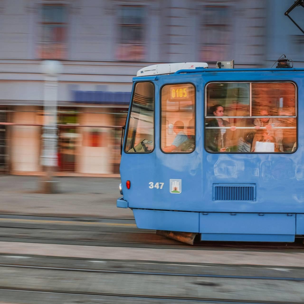Tren Ride