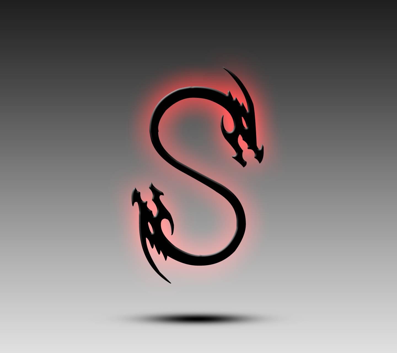 Dragon Alphabet S