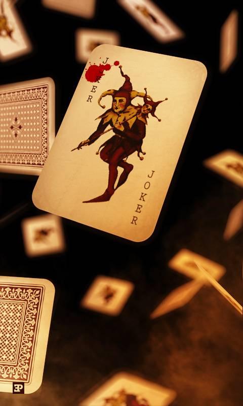 Joker Card Wallpaper By Eddush 07 Free On Zedge
