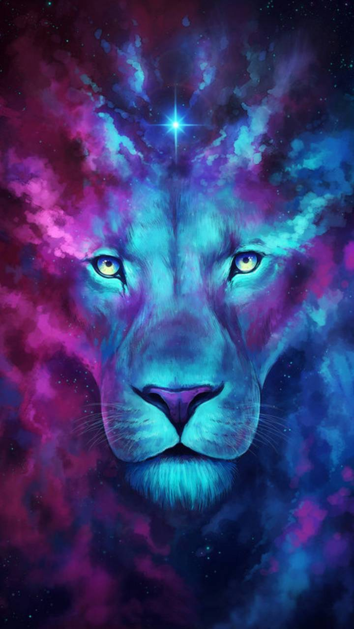 fantasy lion Wallpaper by georgekev - a1 - Free on ZEDGE™