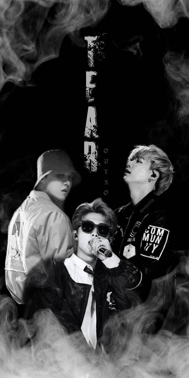 BTS-OUTRO TEAR
