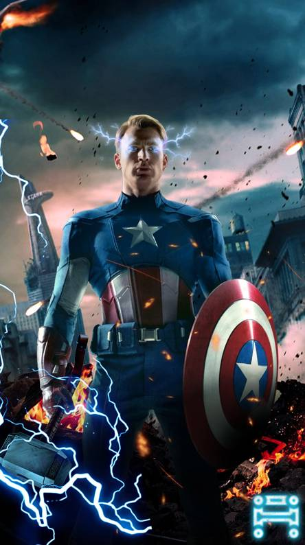 Steve Rogers Ringtones And Wallpapers Free By Zedge