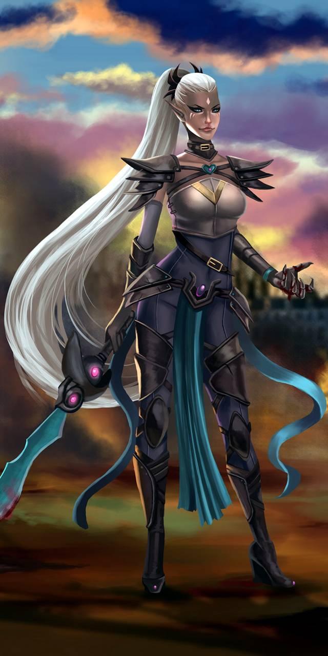 Warrior Adalia