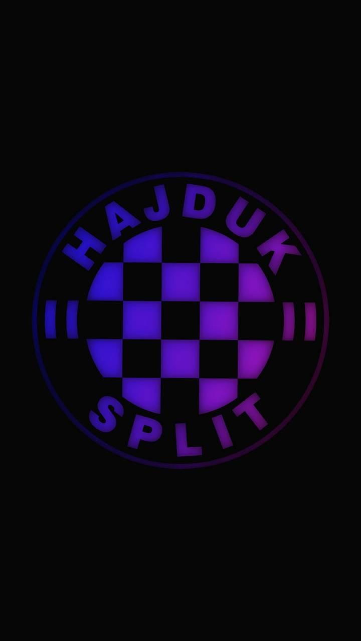 Hajduk Neon Light