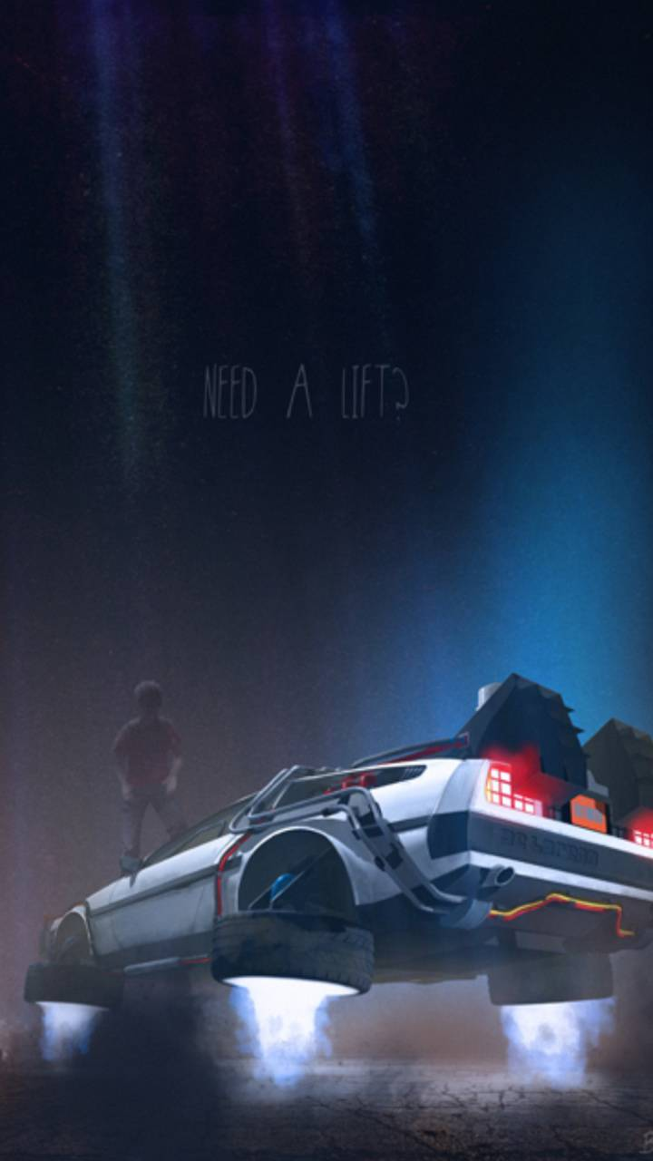 Delorean Wallpaper By Asphaltjamz 21 Free On Zedge