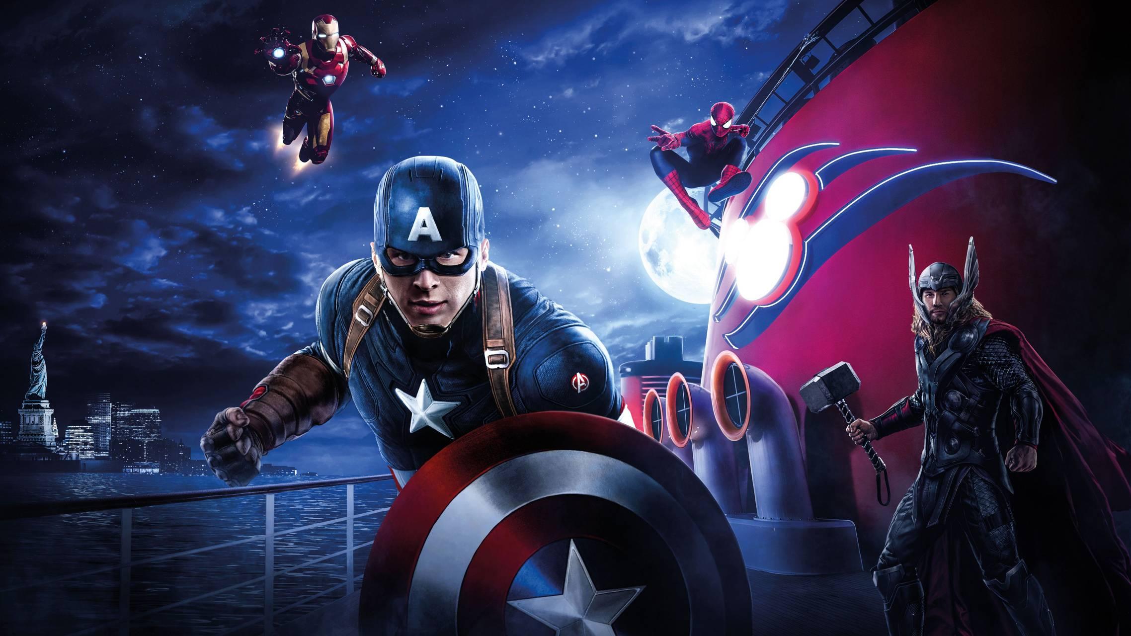 Marvel 8k