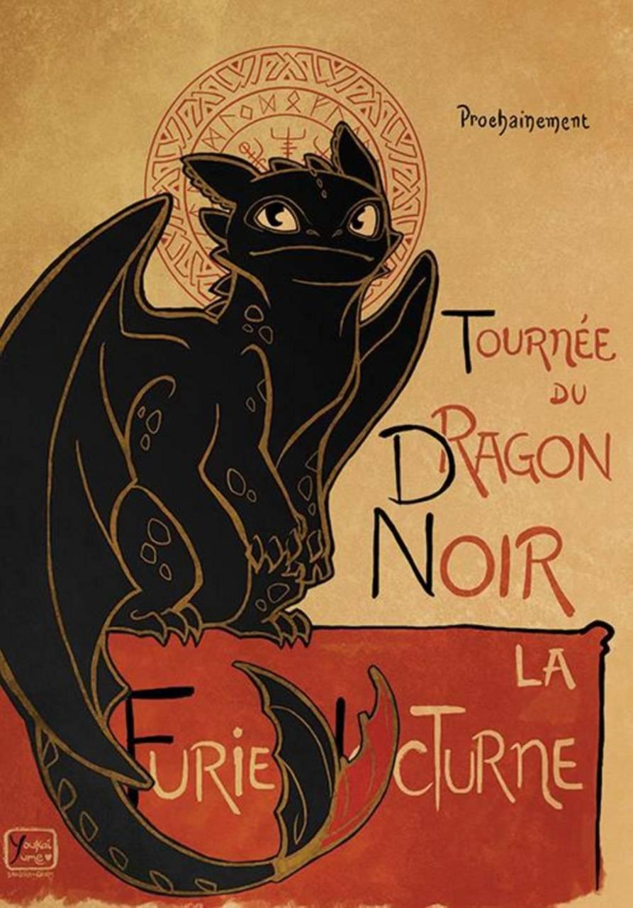 Chat Noir Dragon