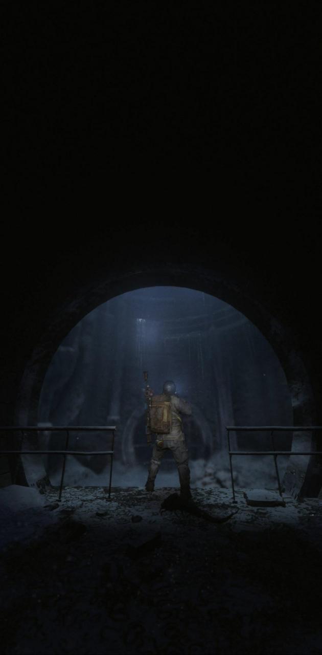 Metro Exodus Tunnel
