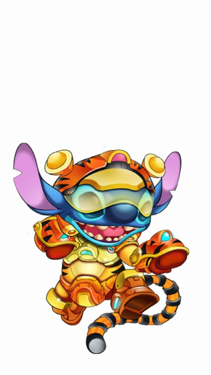 Stitch Tiger