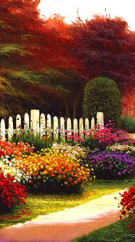 Beautiful Garden Wallpapers